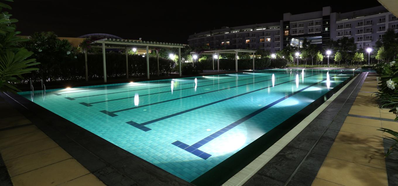 mermaid swimming pools